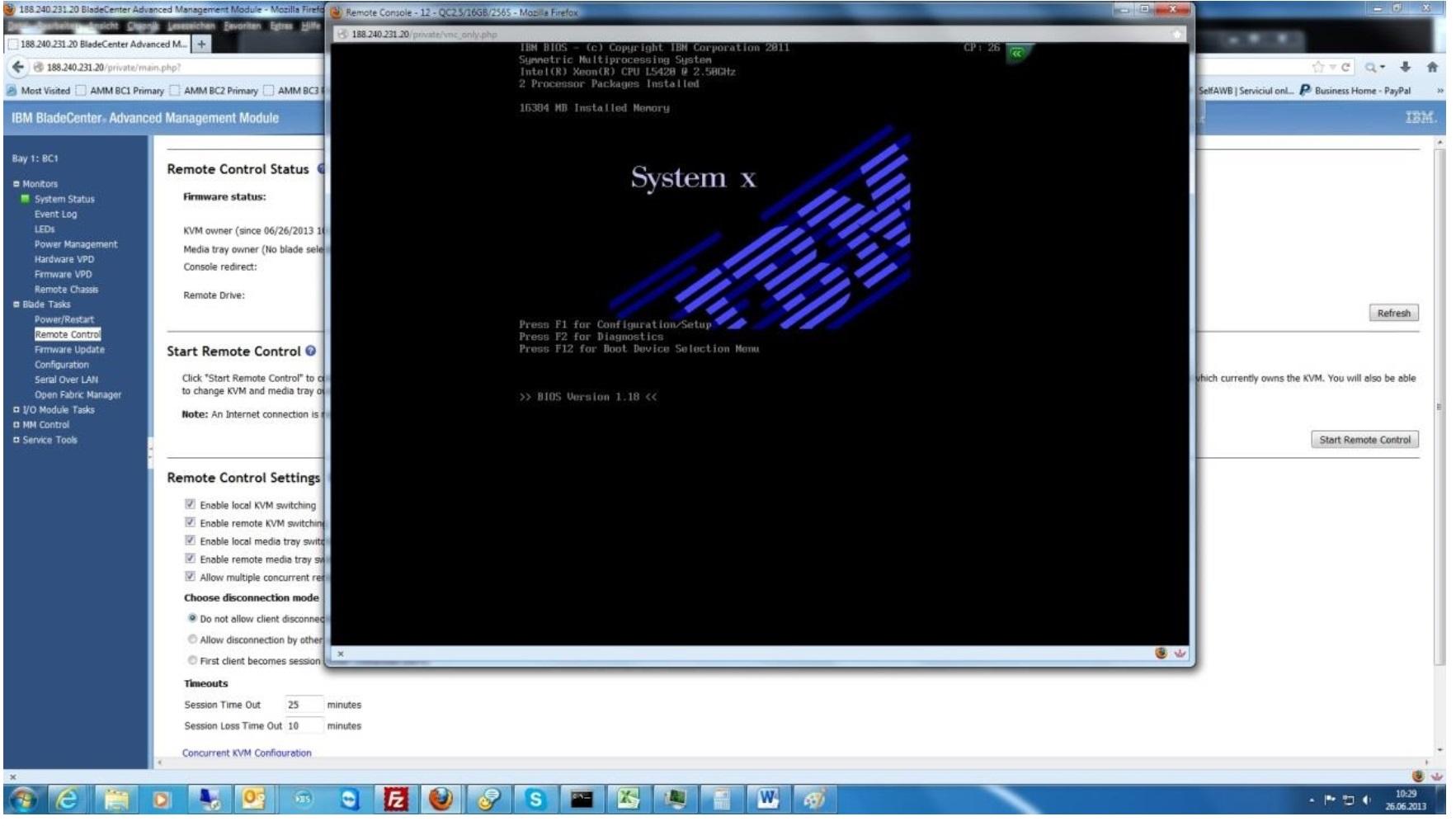acces dedicat server pasul 8