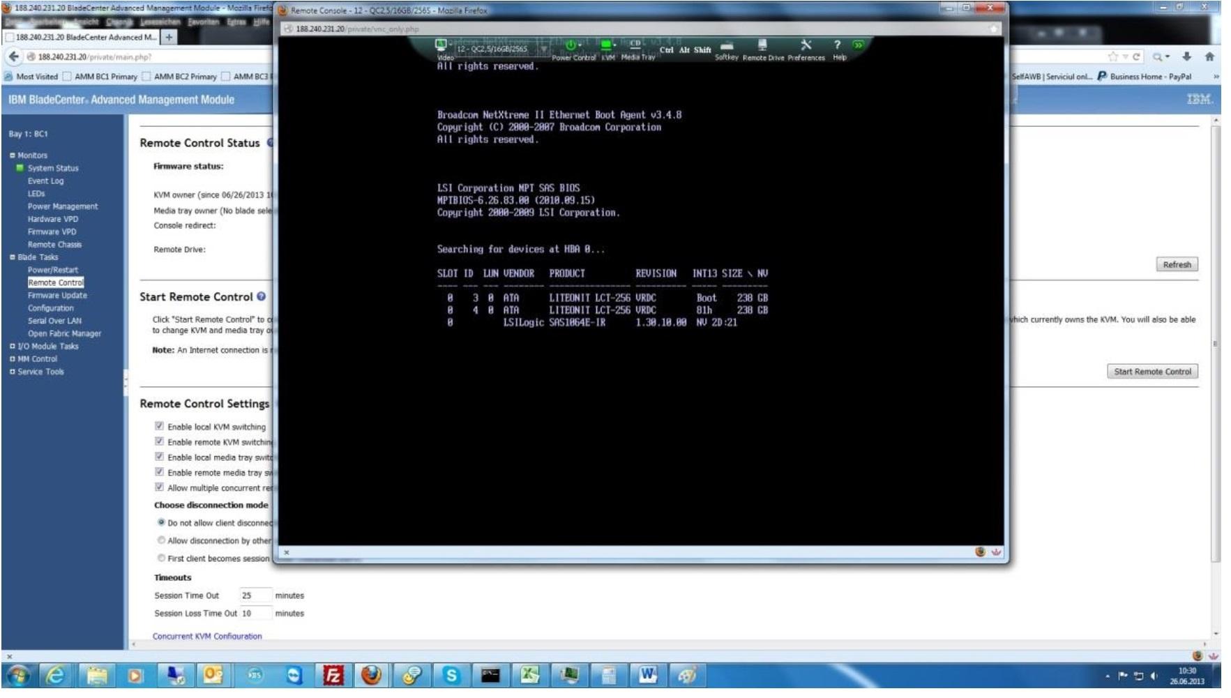acces dedicat server pasul 9